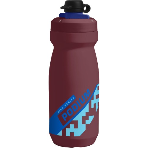 Podium 174 Dirt Series Chill Insulated Water Bottle For